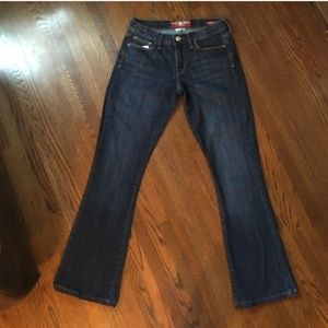 ☘️ Lucky Brand Sophia bootcut Jeans ☘️